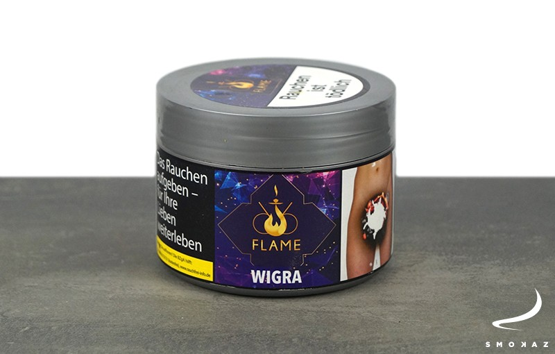 Flame Tobacco - Wigra 200g