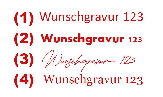 wunsch-schriftart