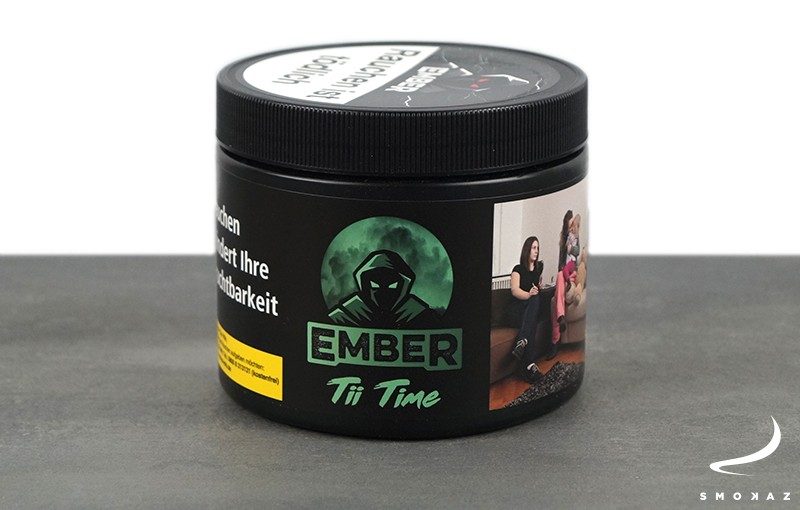 Ember - Tii Time 200g