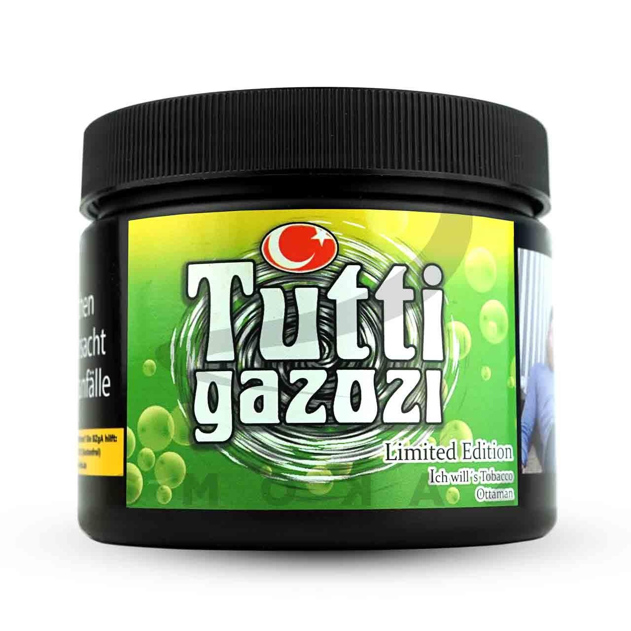 Ottaman Limited Edition - Tutti Gazozi 200g
