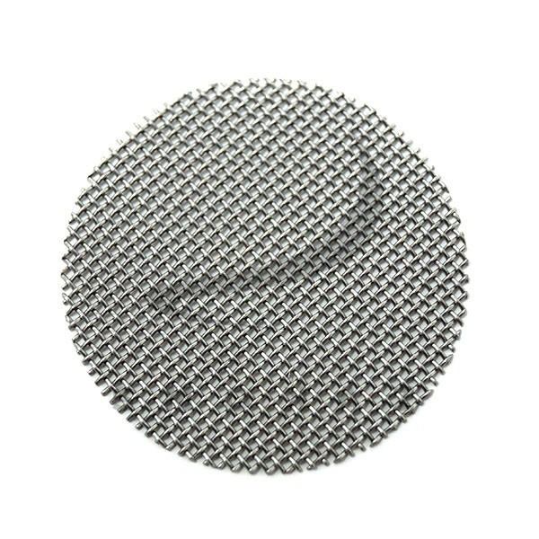 Tabaksieb - Flach ca. 4,2cm Ø