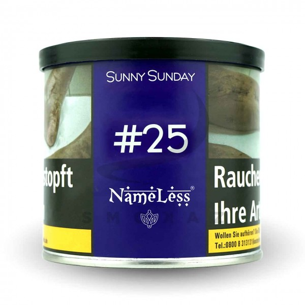 Nameless - #25 Sunny Sunday 200g
