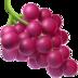 Weintraube dunkel