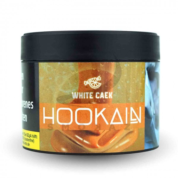 Hookain - White Caek 200g